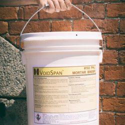 Pail of VoidSpan #103 100 Series PHL Mortar Binder