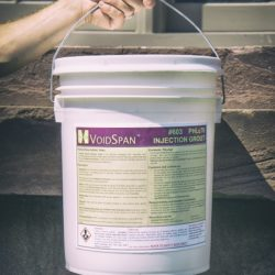 Pail of Voidspan 600 Series PHLc70 Injection Grout